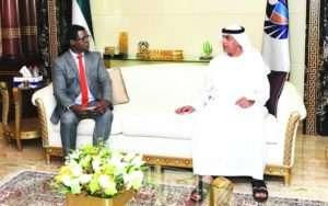 1.5 مليار درهم تجارة دبي مع بنين