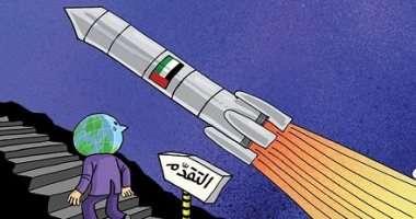 بمسبار الأمل.. الإمارات تتقدم العالم
