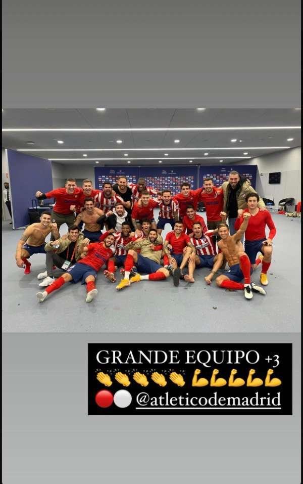 سواريز يعلق على خسارة برشلونة